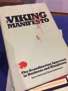 The Viking manifesto - the Scandinavian approach to business and blasphemy