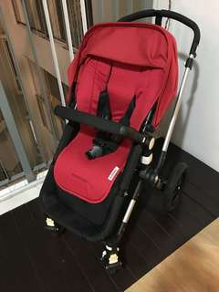 Bugaboo Cameleon 3 plus add ons