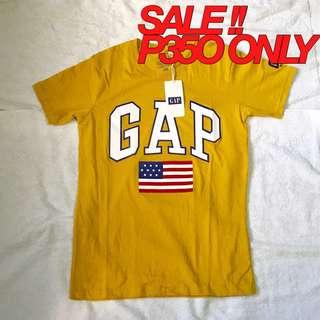 Gap Mustard Shirt