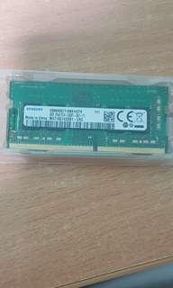 Samsung DDR4 Sodimm 4gb 2500