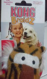 Kong Braidz Tiger, small