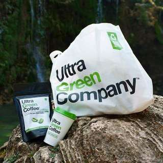 Ultra Green Coffee Classic Blend