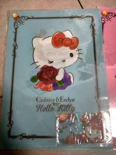 🚚 Hello Kitty file & card holder
