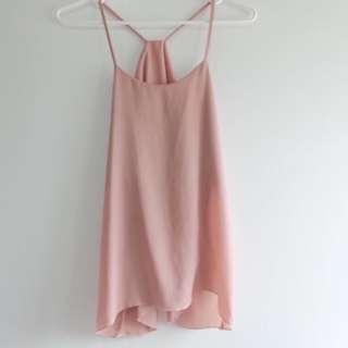 Pink Sleeveless