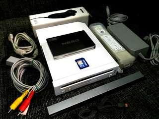 Wii 500gb hdd 4000+ Games snes gba sega famicom nes atari family computer