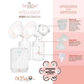 Intelligent Electrical Double Breast Pump