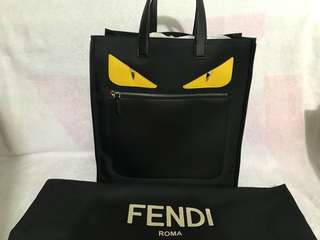 Fendi 全新 Monster Tote bag