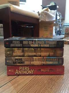 Piers Anthony Super Collection