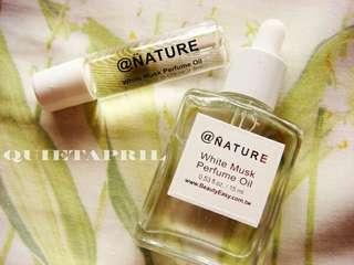 🚚 NATURE 草本白麝香香油