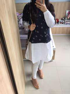 Navy Bird Tunik - New