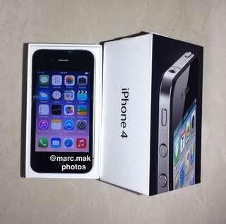 iPhone 4, ORIGINAL
