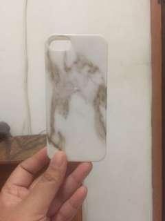 Marble & Anti Crack Iph 5/5s/SE