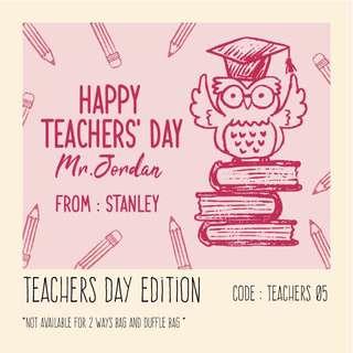 Personalised Teachers day gift - teacher06