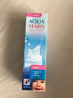 Nasal Spray Aqua Maris
