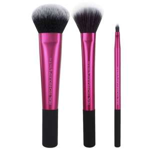 REAL TECHNIQUES CHEEK & LIP SET-Limited Edition