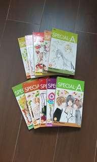 Special - A (No 1, 2, 5-12)