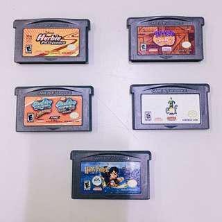 Game Boy Advance SP Games