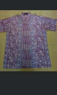 Kemeja Batik Vintage