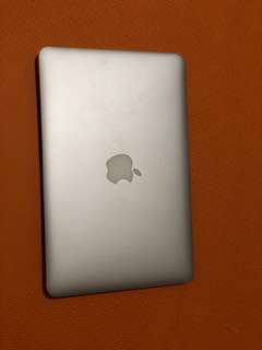 "Macbook Air 11"" early 2014 SECOND"