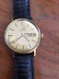 Vintage Automatic Day-Date Omega