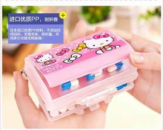 Hellokitty medicine kit