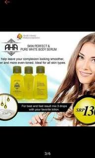 AHA whitenong serum