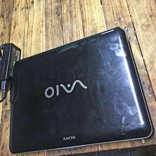 Sony Vaio Laptop - 4GB RAM / 500HDD / Windows 10