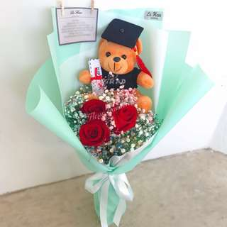 Graduation bouquet - G03