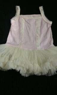 Modern princess baby dress
