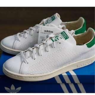 Adidas Stan Smith Primeknit OG White/Green.