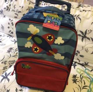 Stephen Joseph Airplane Luggage
