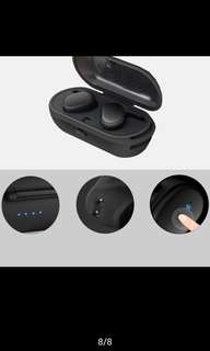 Waterproof Touch True Wireless Earbuds TWS Mini Bluetooth Earphone Earpiece