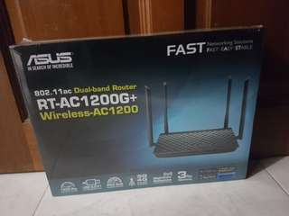 BN Asus Dual Band Router 802.11ac