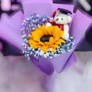 Graduation Bouquet - G02