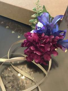 Bridesmaids Corsage Wristlet $15-$30