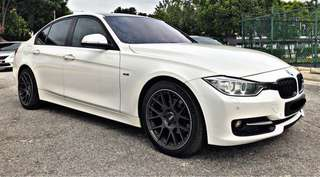 SAMBUNG BAYAR / CONTINUE LOAN  BMW 320i AUTO YEAR 2014