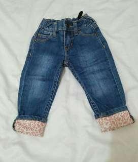 Baby Denim Pants