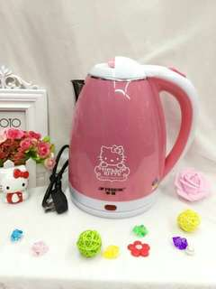 Hellokitty kettle 2liters