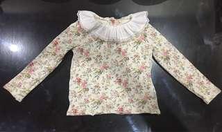 Pre-loved Floral Longsleeves