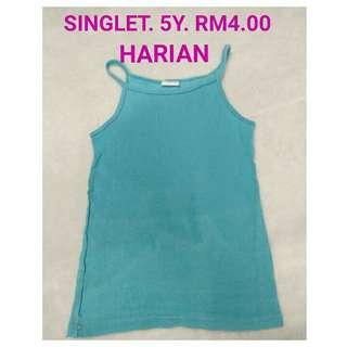 5y singlet