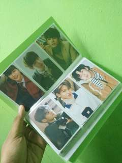 Customized Photocard (both side/one side)
