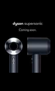 Dyson Hairdryer
