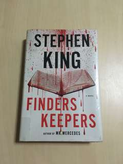 Stephen King - Finder's Keepers