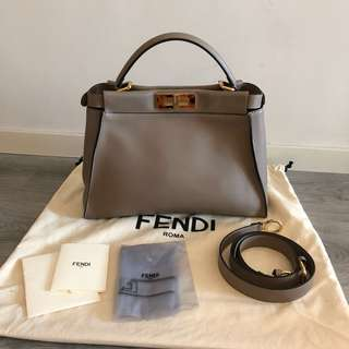 Fendi Peekaboo Regular