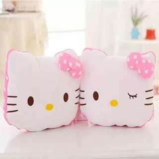 Hellokitty Pillow blanket