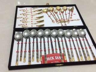 Korean cutlery
