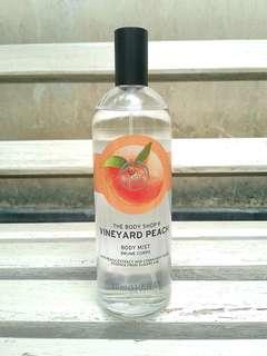 Vineyard Peach Body Mist