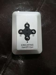 Creative MP3 PLAYER