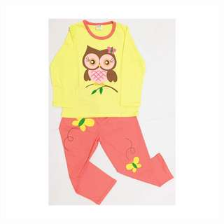 Pajamas Owl