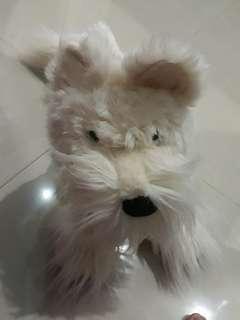 Boneka bulu dogy